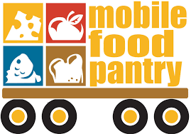 Mobile Food Pantry at Hillcrest Elementary