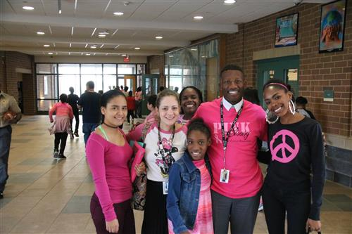 Pink Out Peekskill Raises $2K for Making Strides Against Breast Cancer