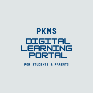 PKMS Digital Learning Portal for Students & Parents