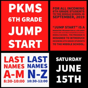 PKMS to Host Jump Start on June 15