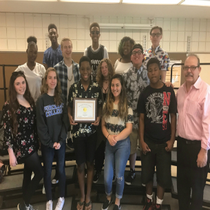 PHS City Singers Take Home Gold Seal from NYSSMA Major Evaluation Festival