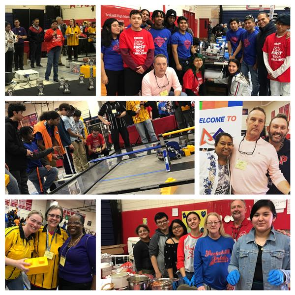 PHS Hosts 4th Annual FTC Robotics Challenge