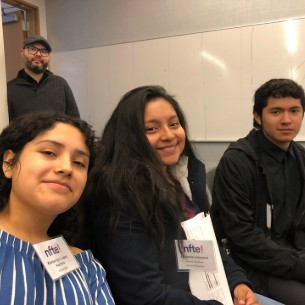 PHS' Kimberlyn Lopez Herrera Selected as 1 of 3 Semi-Finalists in the NFTE New York Metro Regional Youth Entrepreneur Challenge
