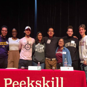 PHS Alumni Return to Host College Round Table Discussions