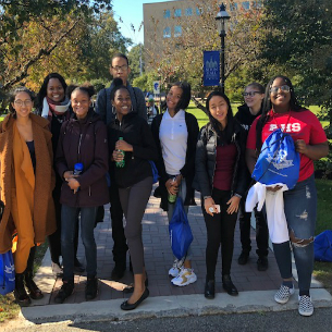 PHS Students Attend Educational Workshop at Seton Hall University