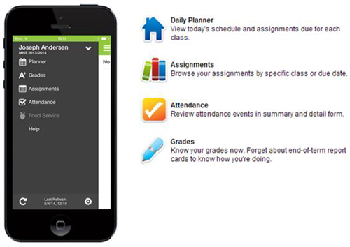Infinite Campus Parent Portal / Portal Mobile App