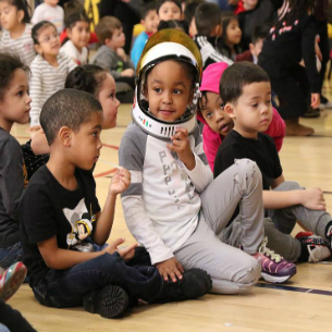 Uriah Hill Celebrates Black History Month with Assembly, Special Guests