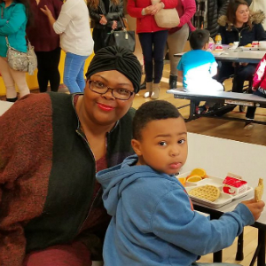 "Uriah Hill ""Mom's Day"" Welcomes Families for Brunch"
