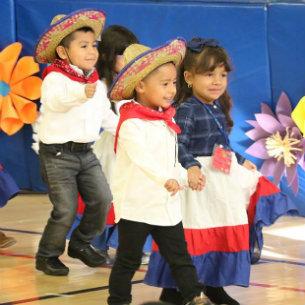 Uriah Hill Culminates Hispanic Heritage Month with Dance Celebration