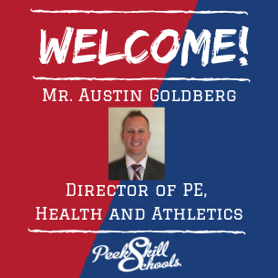 Peekskill City Schools Appoint Austin Goldberg as New Athletic Director