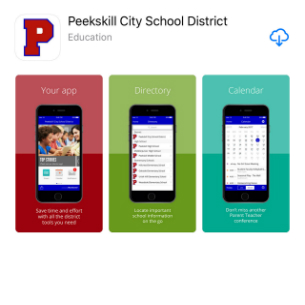Peekskill City School District Unveils Free Mobile App