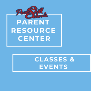 Parent Resource Center: 2021 Classes and Events