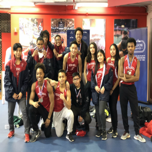PHS Takes Home 11 Medals from Track Meet