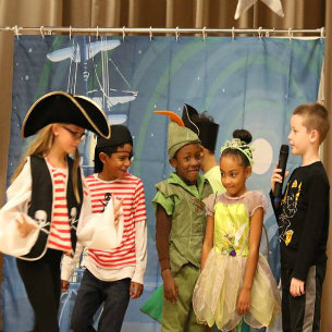 "Oakside's ""Out of this World"" Literacy Kick-off"