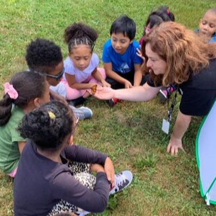 Woodside Gardens Help Students Learn About Butterfly Life Cycles