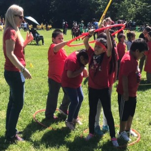 Field Day Fun at Woodisde (Photos)