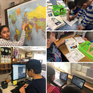 Oakside April STEAM Newsletter -Check it Out!