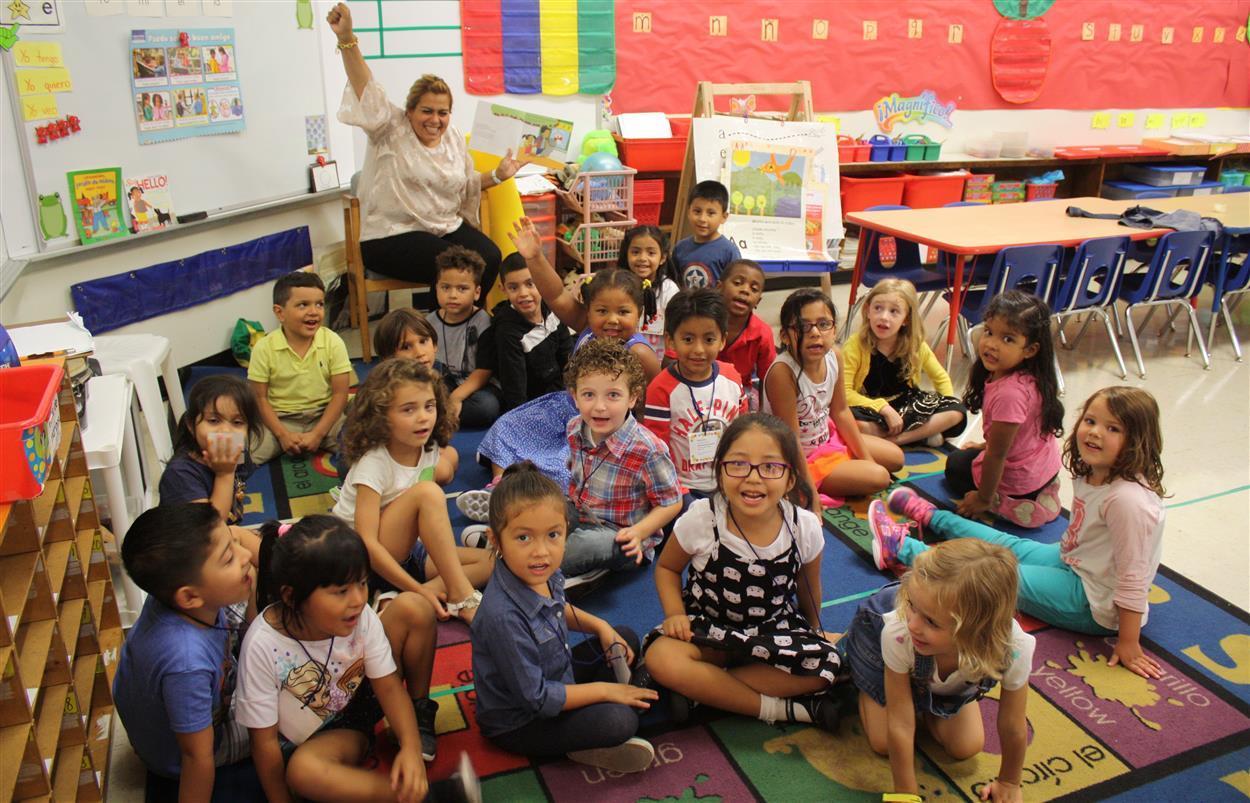 woodside elementary school homepage